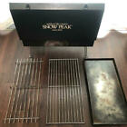 Snow Peak Discontinued Old Goods Canadian Barbecue Stove photo