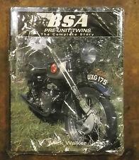 BSA Pre-Unit Twins by Mick Walker (Hardback, 2005)