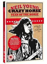 Neil Young & Crazy Horse: Year Of The Horse - DVD NEW & SEALED