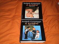 enciclopedia di psicopedagogia il bambino laterza carta patinata illustrata 1983