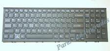 Sony Vaio VPCEH11FX/B VPCEH11FX/L VPCEH12FX/B VPCEH12FX/L Black Keyboard NEW US