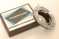 TOPCON/EXAKTA AUTOMATIC EXTENSION TUBE