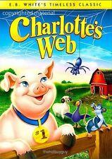 Charlotte's Web (DVD, 2013)