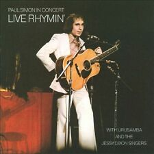Live Rhymin' [Remastered & Expanded] by Paul Simon (CD, 2011, Sony Legacy)
