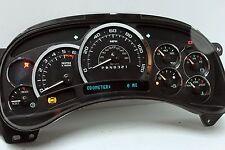 2006 Cadillac Escalade Sierra Yukon REBUILT Instrument Cluster 0 MILES $50 BACK