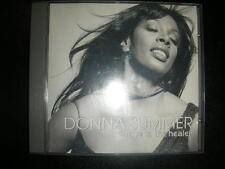 CD Donna SUMMER Love is the Healer 3 mixes (Thunderpuss LONG, Eric Kupper, LP )