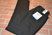 12723-a Mens Dockers Pants Size 34 x 34 Slim Fit FLAT Black NEW TAGS