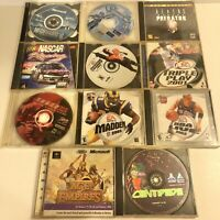 Vintage 90's 2000s PC Game Lot Centipede Age Of Empires Mechwarrior Excellent