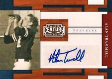 ALAN TRAMMELL 2010 Panini Postmark Autograph  /226  Detroit Tigers HOF
