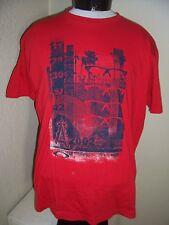 OAKLEY L.A ANGELS XL X-Large T shirt Combine ship w/Ebay cart