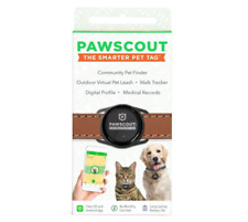 Pawscout® Smarter Pet Tag - GPS Pet Tracker