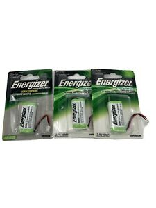 Energizer Rechargeable Cordless Phone 2.4V ERP295GRN