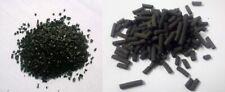 Carbón activado granular o Perdigón de medios de filtro de agua Acuario, Estanque, beber