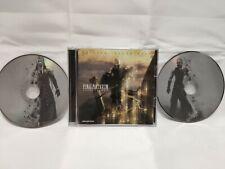 Final Fantasy VII Advent Children Soundtrack OST Japan