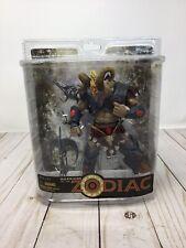 Mcfarlane Toys Warriors Of The Zodiac Aries 2008 Action Figure K41