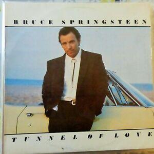 BRUCE SPRINGSTEEN LP TUNNEL OF LOVE 1988 POLAND VG++/EX OIS