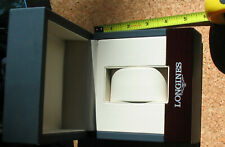 LONGINES WATCH BOX empty case WOW see pics