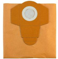 5 x BOMBOLETTA Hoover Polvere Sacchetti per Parkside LIDL ASPIRAPOLVERE 30 litri vasca BAG