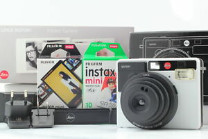【Top MINT in BOX, w/ Film,Strap】 Leica Sofort White Instant 19100 from Japan