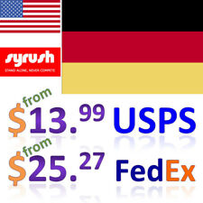 Package Forwarding Service from USA to Germany Syrush Address Free Consolidation