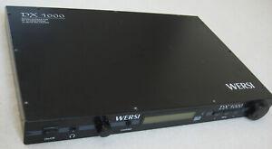 Wersi Expander DX 1000 Musiksystem für DX 5/10/350/400/500