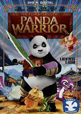 The Adventures of Panda Warrior [DVD + Digital],Excellent DVD, Tom Kenny, Haylie