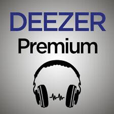Deezer Premium 3 Month   Own Account   Warranty   Fast & easy