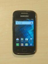 Samsung Galaxy Gio GT-S5660 - Dark Silver UNLOCKED