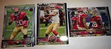 SAN FRANCISCO 49ERS COMPLETE TEAM SET, 60th ANNIVERSARY, 2015 TOPPS FOOTBALL