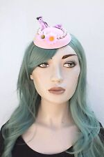 My Little Pony Pink Mini Hat Kawaii Indie Races Pastel Goth