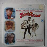 FINIAN'S RAINBOW – SEALED ORIGINAL SOUNDTRACK – 12 INCH 33 RPM VINYL LP ALBUM