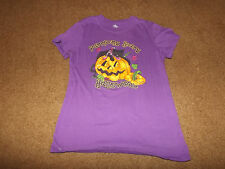 HALLOWEEN ladies shirt size M (8 - 10)