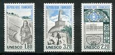 STAMP / TIMBRE FRANCE NEUF DE SERVICE N° 88/90 ** ARCHITECTURE