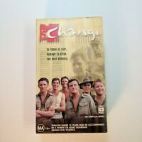 VHS Video Changi The Complete Series