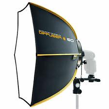 Smdv Firefly pro 60cm Hexagon Beauty-Softbox difusa para aufsteck-relámpago dispositivos