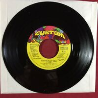 """Promo MYSTIQUE: Is It Really You (DJ Mono/Stereo) 7"""" 45 CURTOM Soul Funk 1977"""
