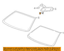 GM OEM-Windshield Support 22615710
