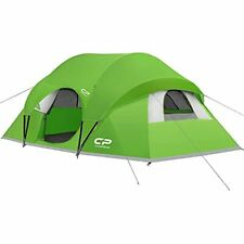 New listing CAMPROS Tent-9-Person-Camping-Tents Waterproof Windproof Family Tent with Top...