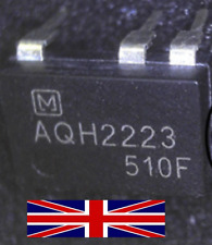 AQH2223 DIP-7 Relay Integrated Circuit from Matsushita-Panasonic
