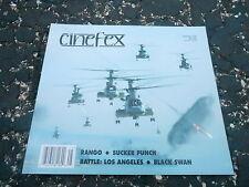 CINEFEX #125 vintage movie magazine (UNREAD - NO LABEL ) BATTLE LOS ANGELES