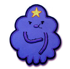 Lumpy Space Princess LSP Patch Embroidered Iron on Cartoon Kids Series Finn Jake