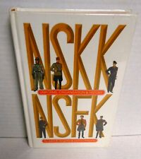 BOOK BOOK Uniforms Organization & History NSKK and NSFK by Angolia op 1994 1st E