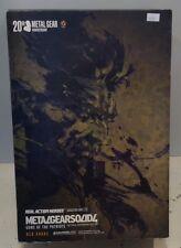 Real Action Heroes RAH Metal Gear Solid 4 Old Snake Action Figure Medicom