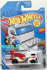 2019 Hot Wheels Heavy Hitcher Hw Metro