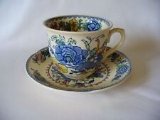 Mason's Earthenware Pottery Cups & Saucers