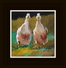 Artist Small (up to 12in.) Birds Art Paintings