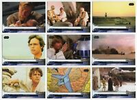 2013 Topps Star Wars Jedi Legacy Complete 123 Card Set Influence Connections