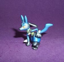 (Metálico Ver) Lucario Tomy Pokemon 4th Gen Figura Sp