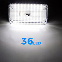 DC12V 36LED Square Auto Car Truck Interior Dome Roof Ceiling Reading Light Lamp