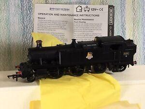 Hornby OO 2001 R2213B Class 61XX BR Black Tank 2-6-2 Locomotive '6134' VNMinNMB